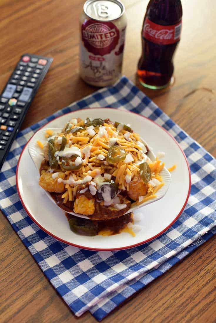 You can recreate Sonic Extreme Tots at home, enjoy this restaurant classic at home.