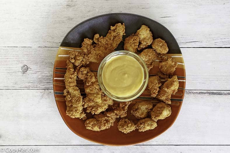 Copycat Chick Fil A sauce, you can make this at home.
